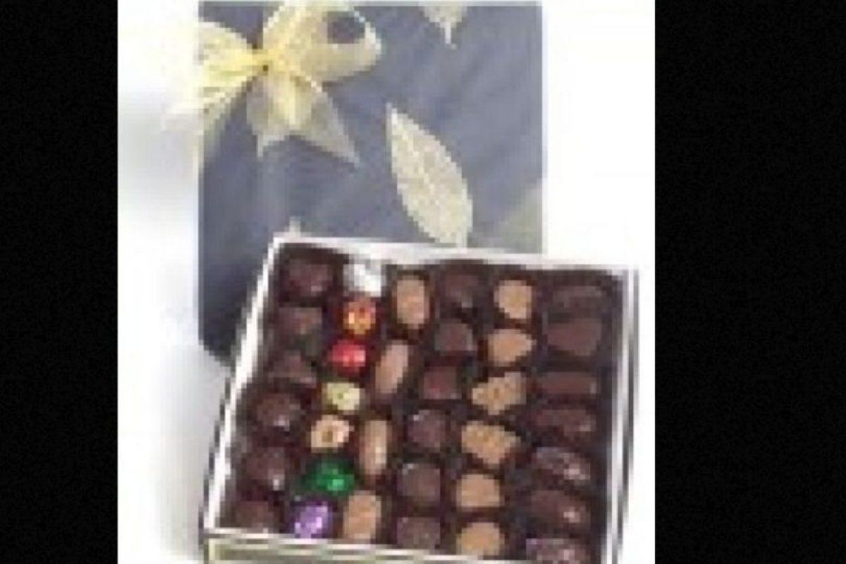 Richard Donnelly: Estas piezas hechas a mano poseen las mejores coberturas de estilo francés y belga. Sus barras de chocolate han recibido premios en categorías como: textura y sabor original. Estas creaciones alcanzan los 75 dólares por cada 500 gramos Foto:Richard Donnelly. Imagen Por: