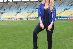 Es la artista femenina internacional con más ventas en la década del 2000 Foto:Facebook Shakira. Imagen Por: