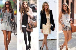 B: Olivia Palermo, chic y sencilla. Foto:FashionObserver. Imagen Por: