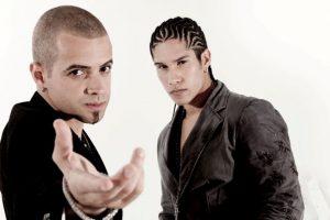 A. Chino y Nacho y todos sus colegas. Sin reggaetón no hay fiesta. Foto:Coveralia.. Imagen Por:
