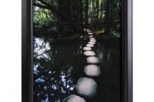 En un cuadro o fotografía que conserve las cenizas del difunto. Foto:cremationsolutions.com. Imagen Por: