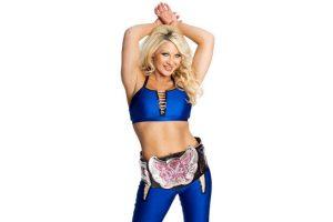Tuvo el reinado más corto de solo cuatro minutos y 30 segundos Foto:WWE. Imagen Por: