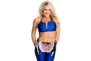 Jillian Hall Foto:WWE. Imagen Por: