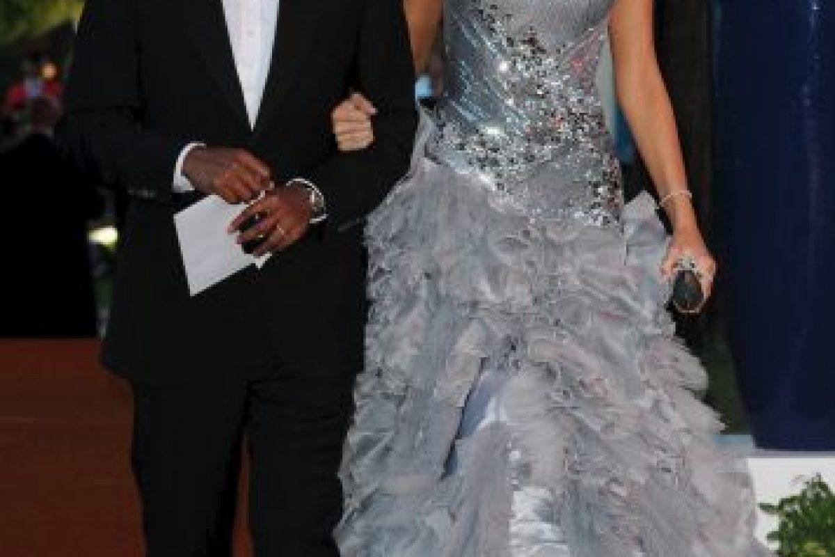 Adriana y Christian Karembeu se separaron en 2011. Foto:Getty Images. Imagen Por: