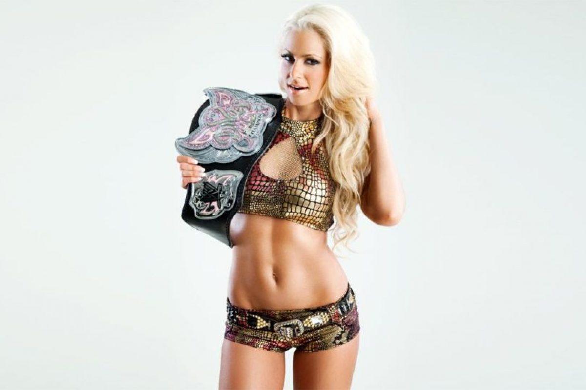 Ganó el Campeonato en dos ocasiones Foto:WWE. Imagen Por: