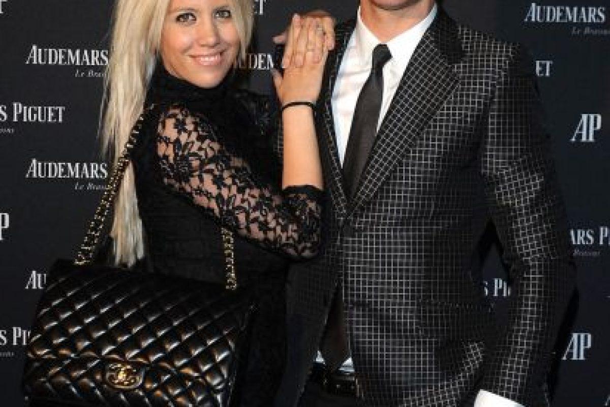 Se casaron en 2008. Tienen tres hijos: Valentino, Constantino y Benedicto. Foto:Getty Images. Imagen Por: