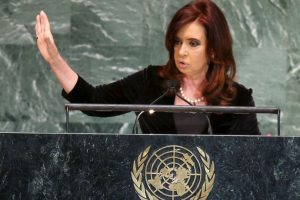 3. Cristina Fernández de Kirchner, Argentina Foto:Getty Images. Imagen Por: