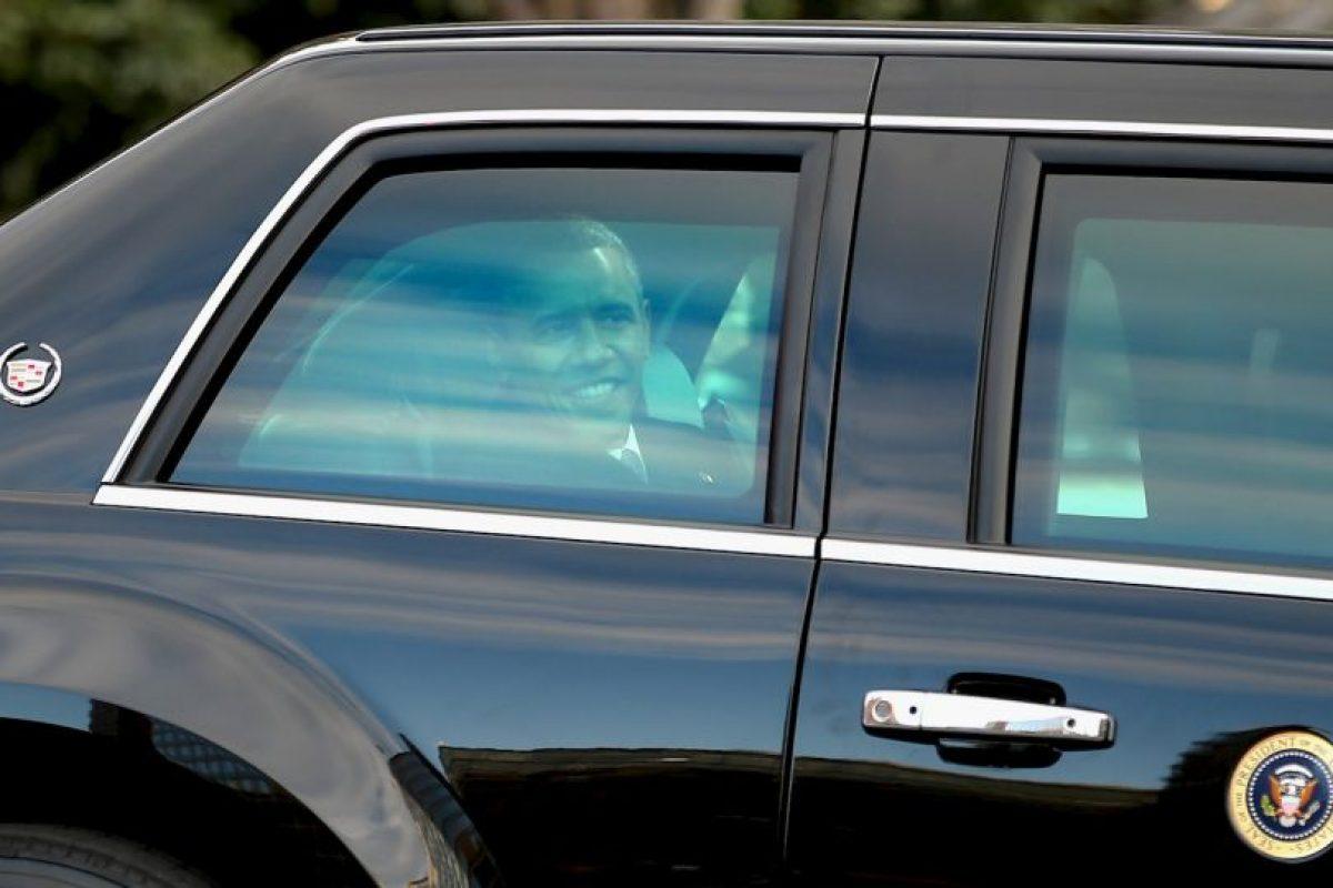 1. Barack Obama, Estados Unidos Foto:Getty Images. Imagen Por: