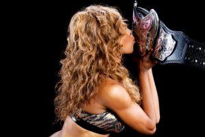 Alicia Fox Foto:WWE. Imagen Por: