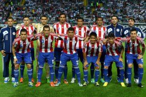 Paraguay Foto:Getty. Imagen Por: