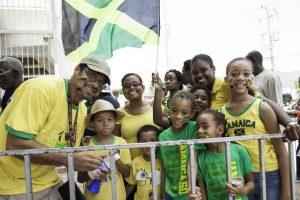 Jamaica Foto:Getty. Imagen Por:
