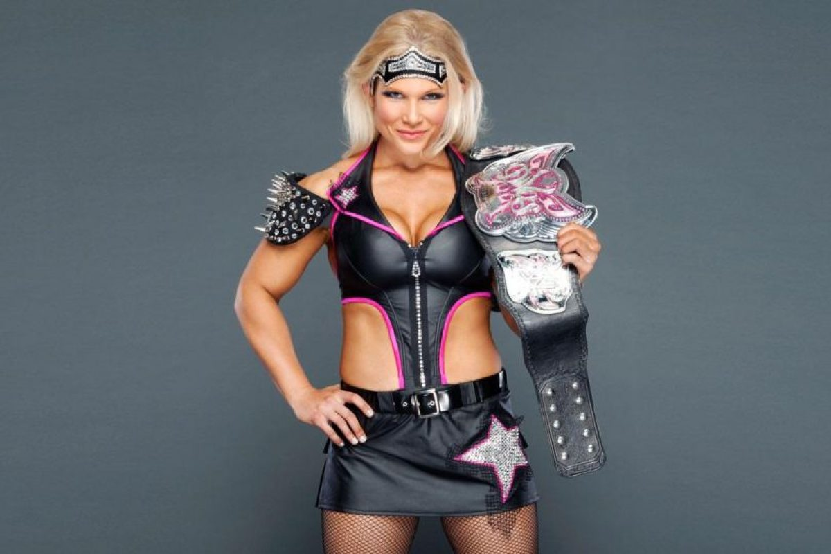 Beth Phoenix Foto:WWE. Imagen Por:
