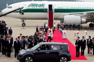 Ha sorprendido por no utilizar vehículos lujosos Foto:Getty Images. Imagen Por:
