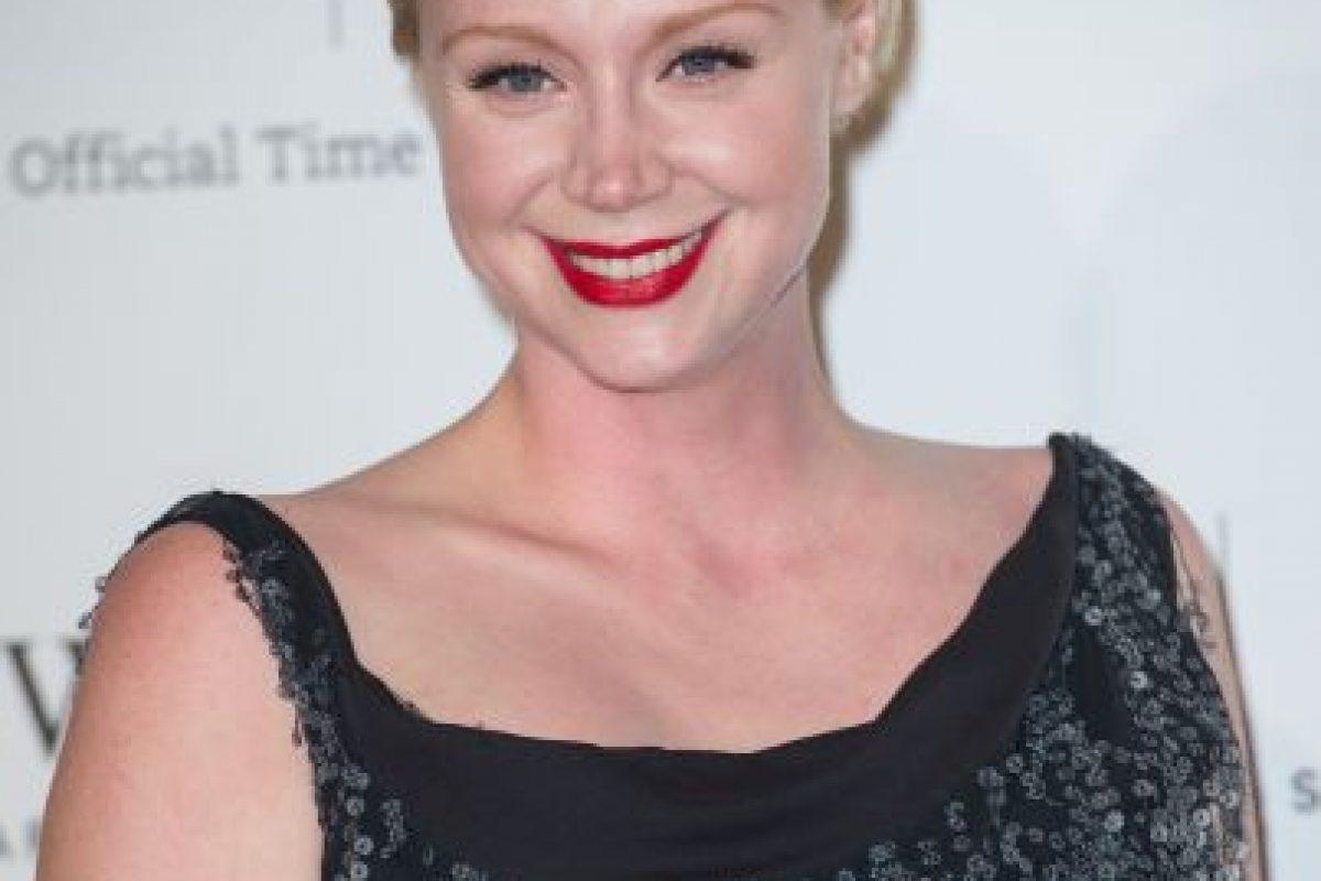 La inglesa Gwendoline Christie. Foto:Getty Images. Imagen Por: