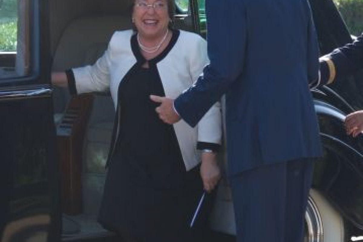 8. Michelle Bachelet, Chile Foto:Getty Images. Imagen Por: