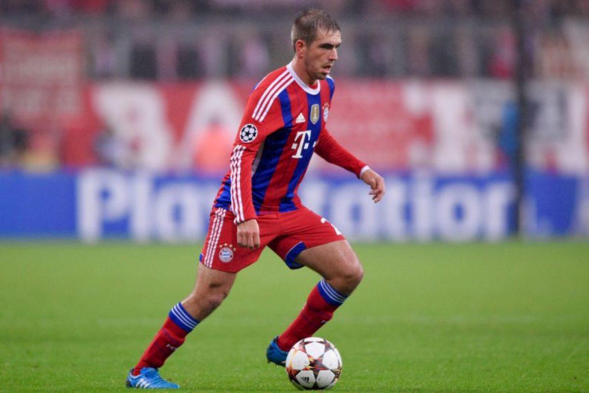 Fue el capitán de la Selección de Alemania en el Mundial Foto:Getty. Imagen Por: