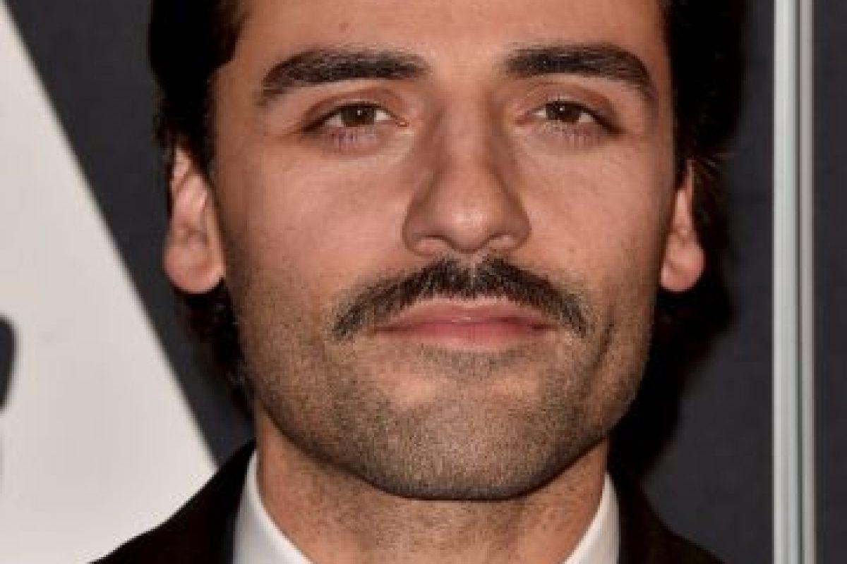 El guatemalteco Oscar Isaac. Foto:Getty Images. Imagen Por: