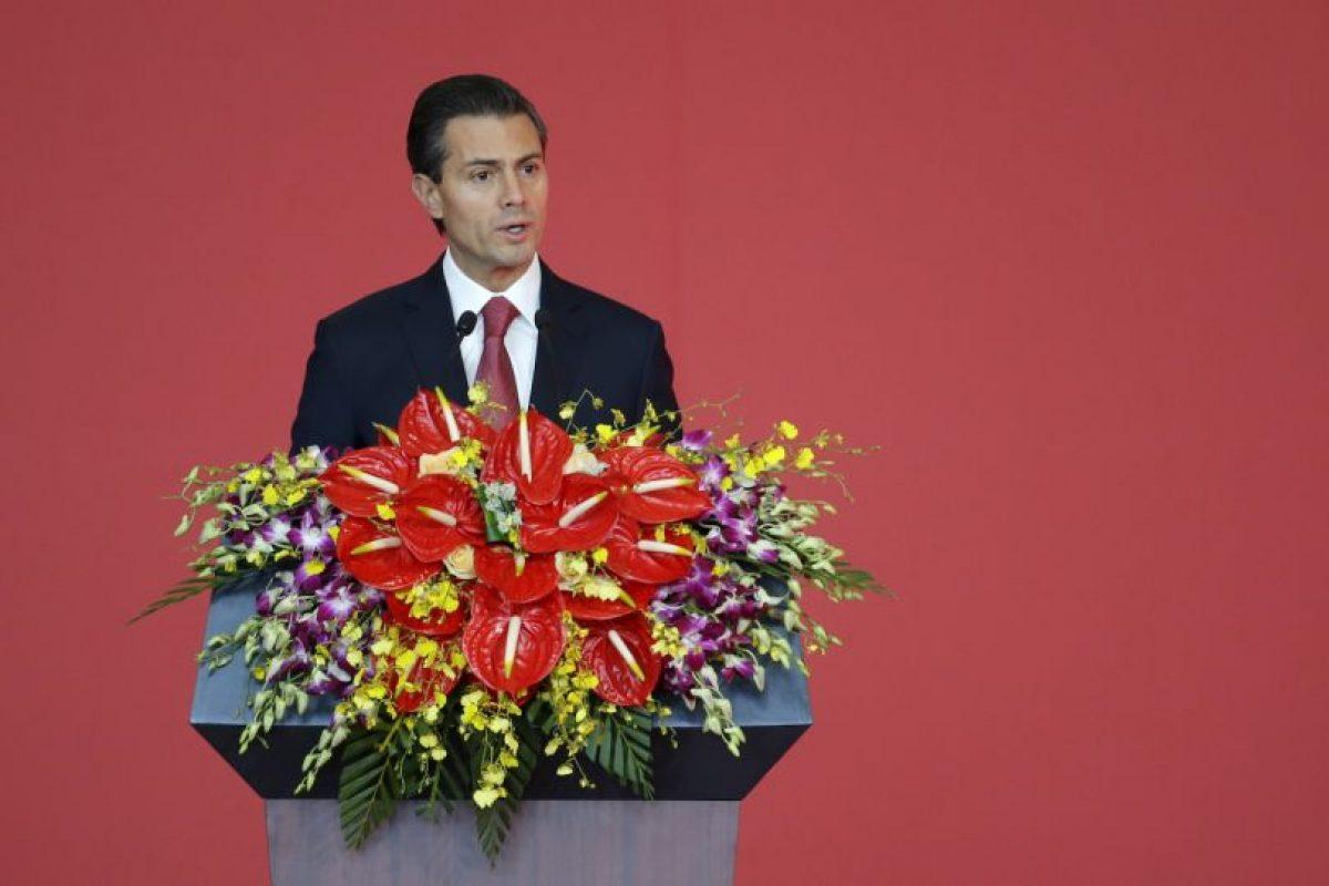 5. Enrique Peña Nieto, México Foto:Getty Images. Imagen Por: