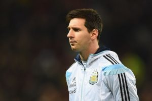 El argentino tiene cuatro Balones de Oro en su vitrinas Foto:Getty. Imagen Por: