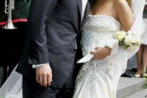 Van der Vaart y Meis se casaron en 2005 y un año después tuvieron a su hijo Damián. Foto:Getty Images. Imagen Por: