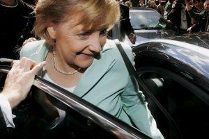 2. Angela Merkel, Alemania Foto:Getty Images. Imagen Por: