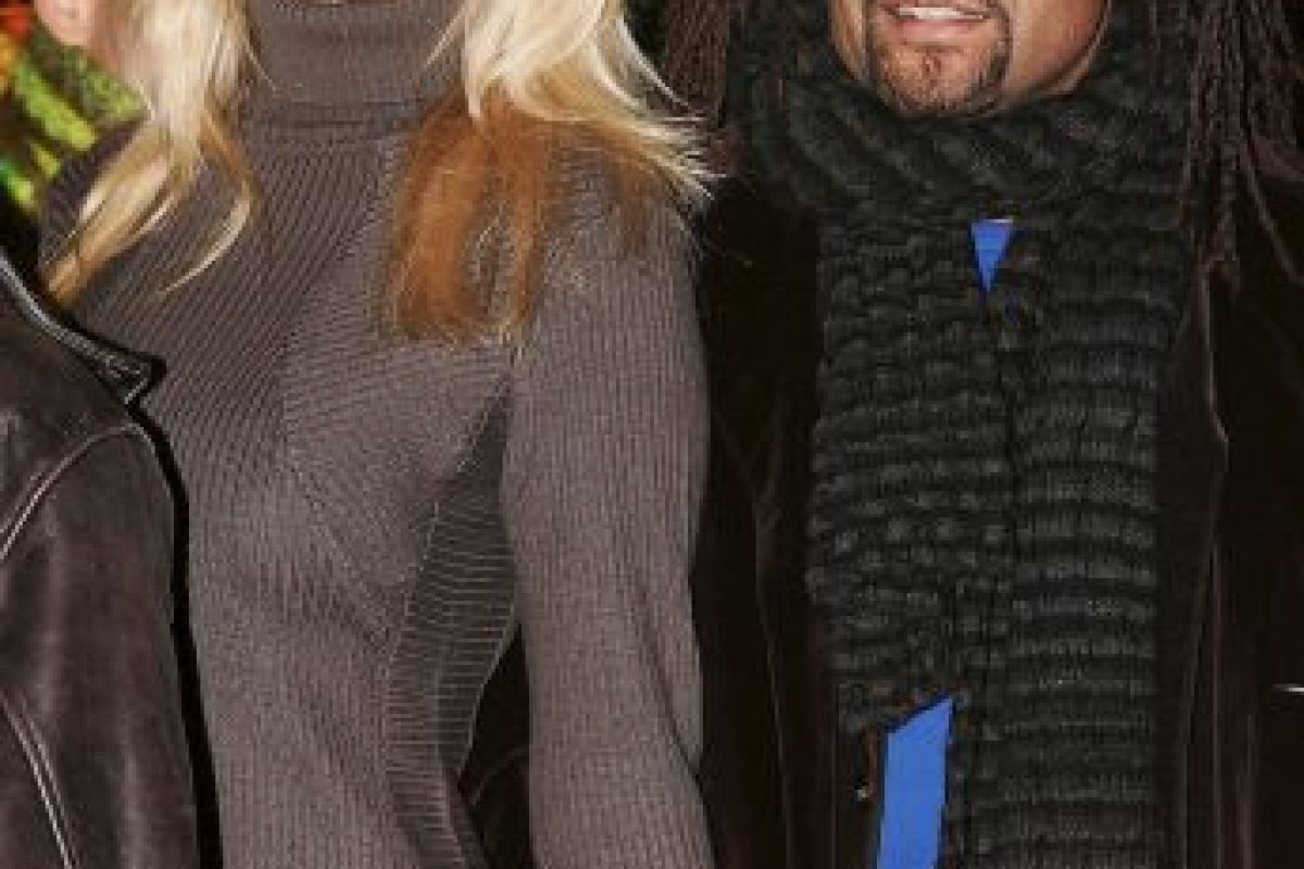 El exjugador francés y su pareja se casaron en 1998. Foto:Getty Images. Imagen Por: