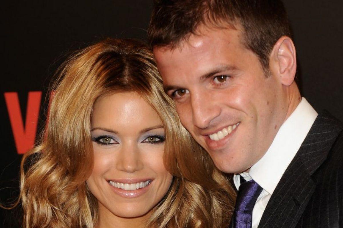 Rafael van der Vaart y Sylvie Meis se diviaron después de que el jugador holandés agrediera a su esposa el último día del año 2012. Foto:Getty Images. Imagen Por: