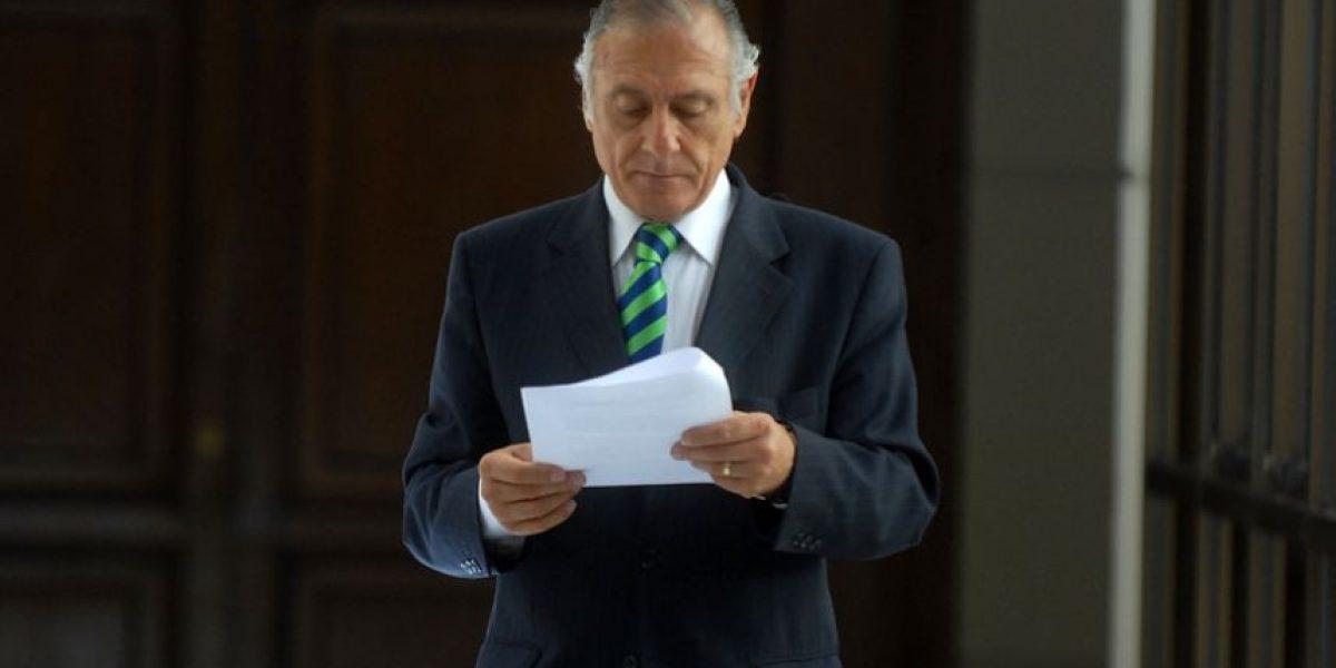PDI allanó oficina del senador Eugenio Tuma en Temuco