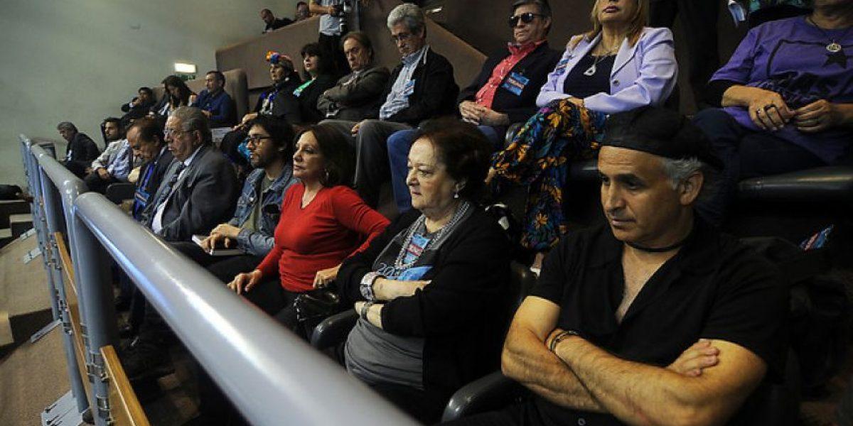 Navarro solicitó instalación de rampa para discapacitados en tribuna del Senado
