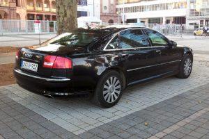 La mandataria utiliza desde octubre de 2013 un Audi A8 L, con un valor de 186 mil dólares Foto:Wikimedia.org. Imagen Por: