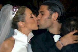 Adriana y Rafael tuvieron dos hijos: Santiago y Rafaela. Foto:Twitter. Imagen Por: