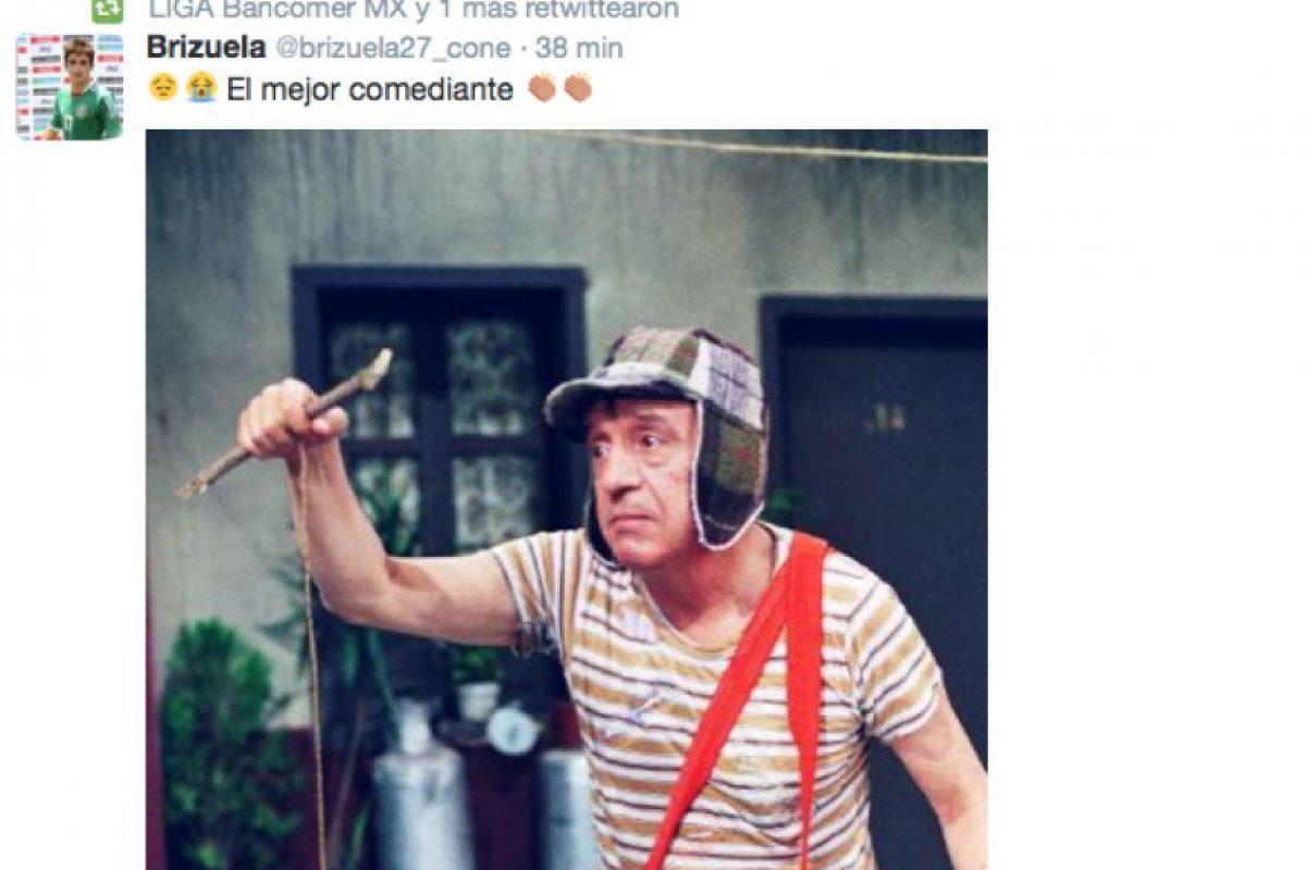 Isaac Brizuela, jugador mexicano del Atlas Foto:Twitter. Imagen Por: