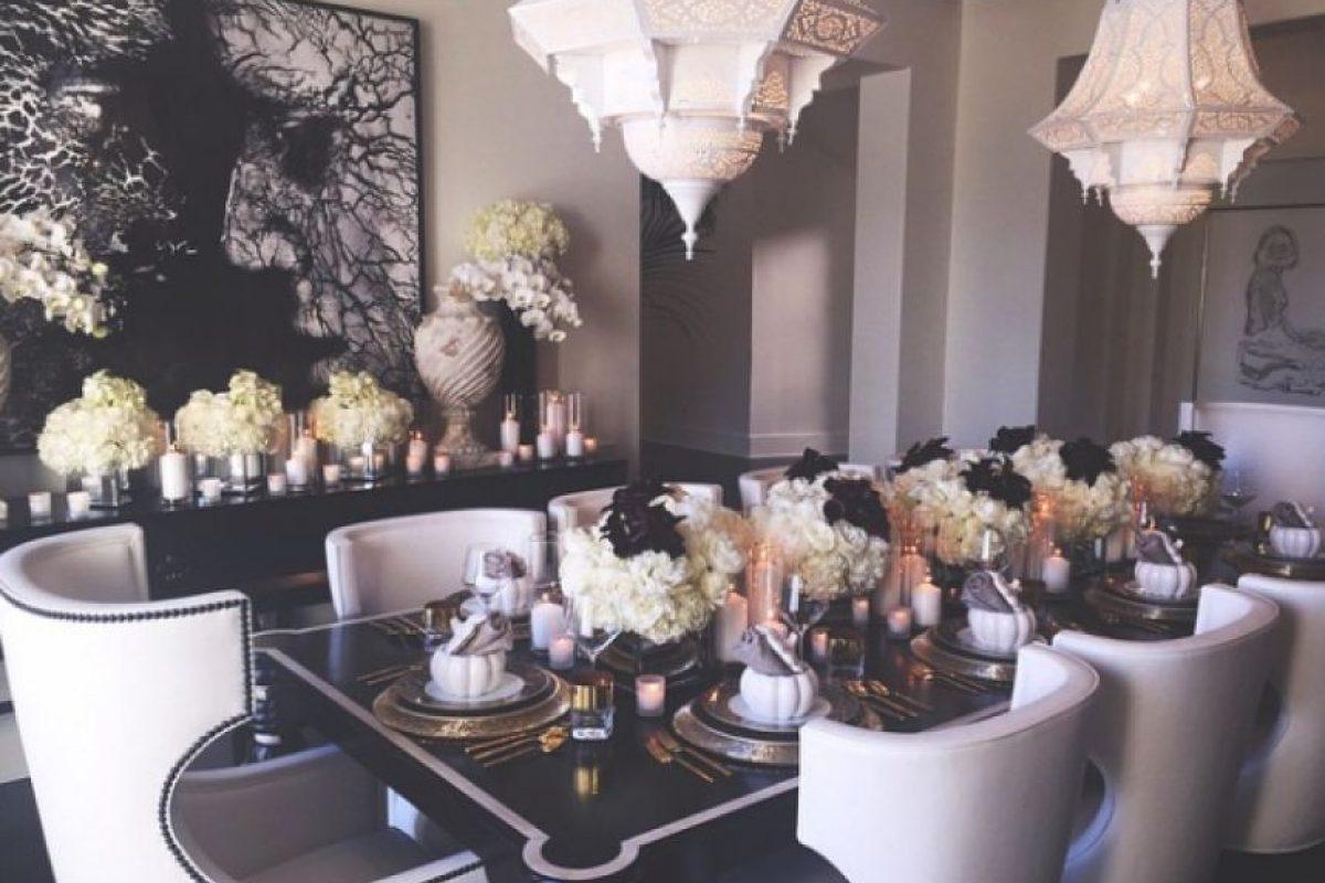 Este año, Khloe fue la anfitriona del Día de Acción de Gracias de esta popular familia. Foto:Instagram. Imagen Por:
