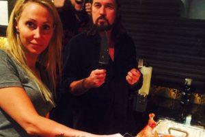 La familia Ray Cyrus disfrutó de este pavo Foto:Instagram. Imagen Por: