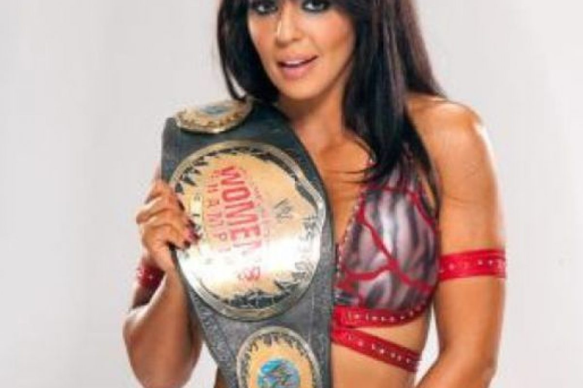Layla Foto:WWE. Imagen Por: