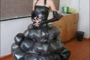 Creatividad pura. Foto:Poorly Dressed. Imagen Por: