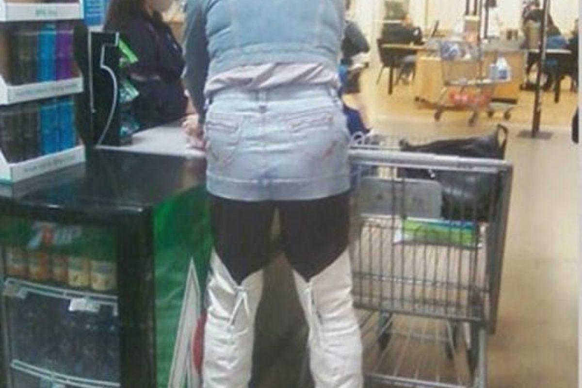 Botas altas. También para hombre. Foto:Poorly Dressed. Imagen Por: