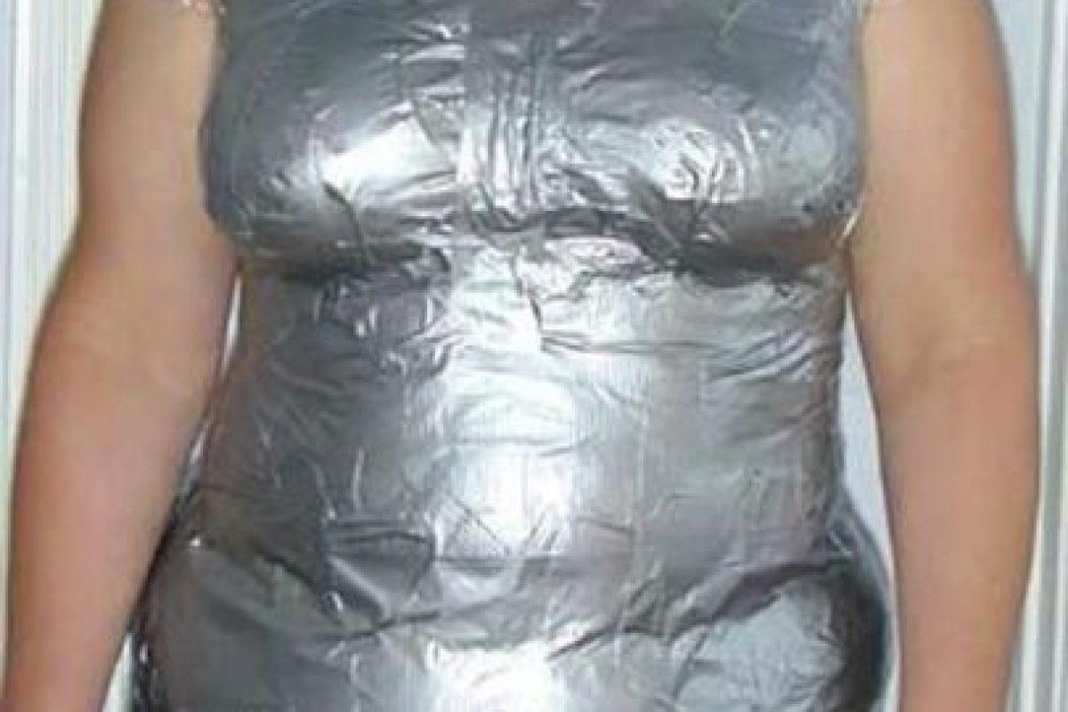 Esto es ingenio. Foto:Poorly Dressed. Imagen Por: