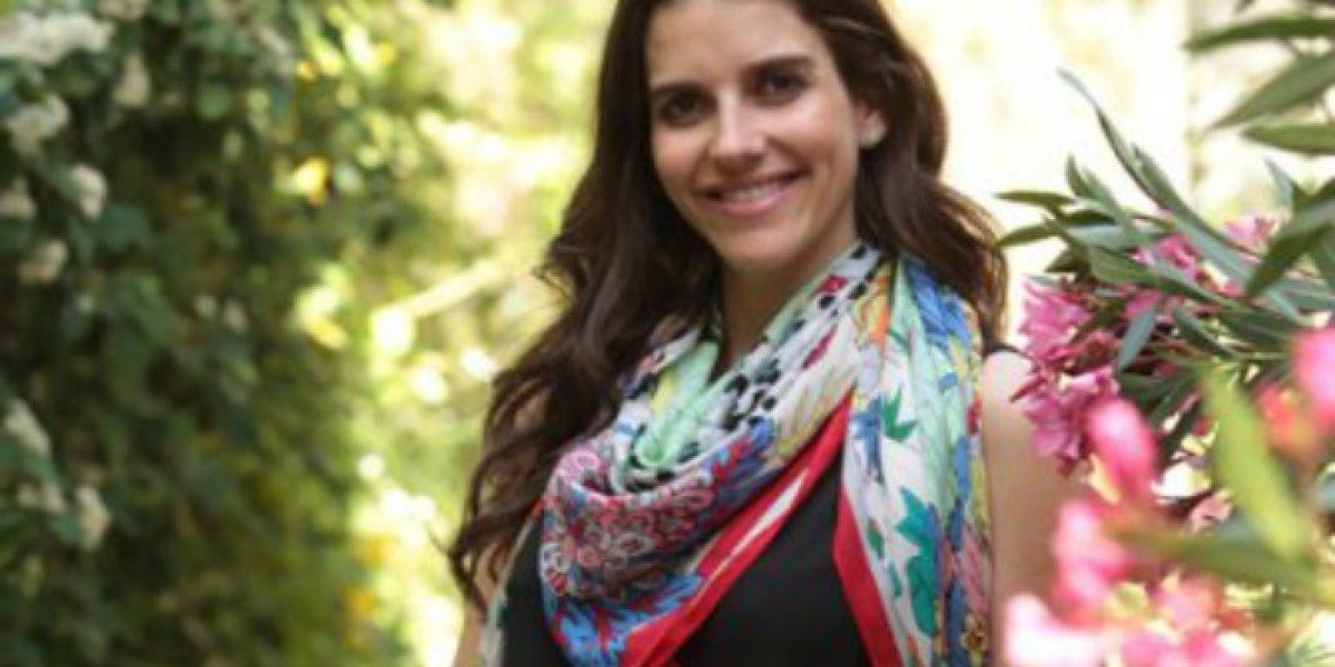 María Luisa Godoy no pudo estar en el fin de su programa: