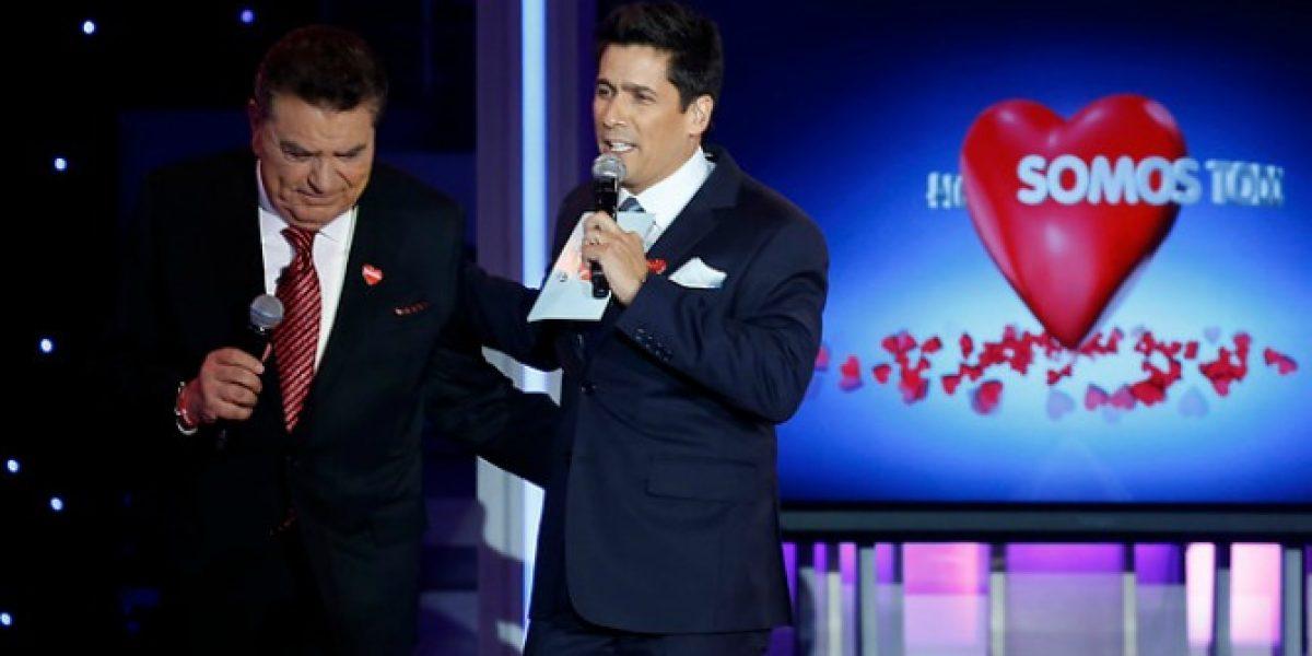 Rafa Araneda vuelve a la TV con rol clave en #Teletón2014