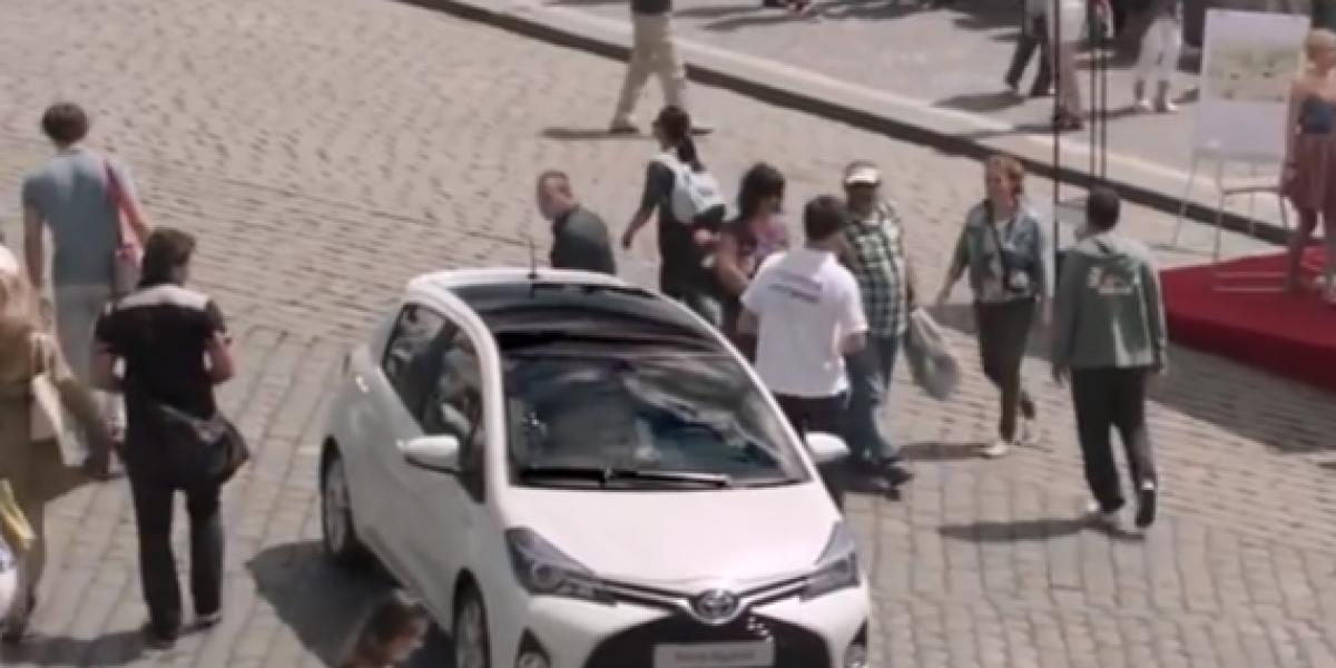 El comercial del nuevo Yaris Hybrid te hará cantar