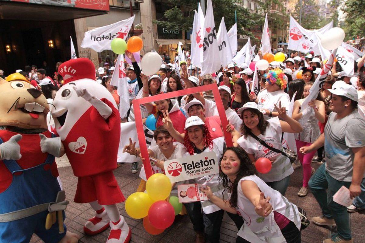 . Imagen Por: Fundación Teletón