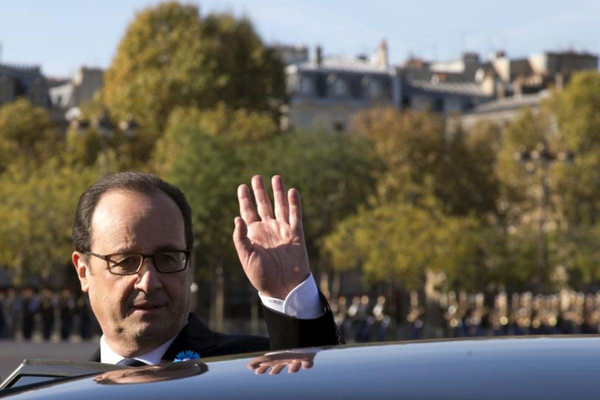 Tiene un valor de 55 mil dólares, aunque el modelo utilizado por Hollande llegará a ser más caro Foto:AP. Imagen Por: