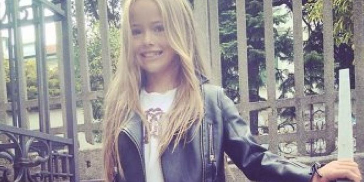 ¿Es ésta la niña más bella del mundo? Según Facebook e Instagram, sí