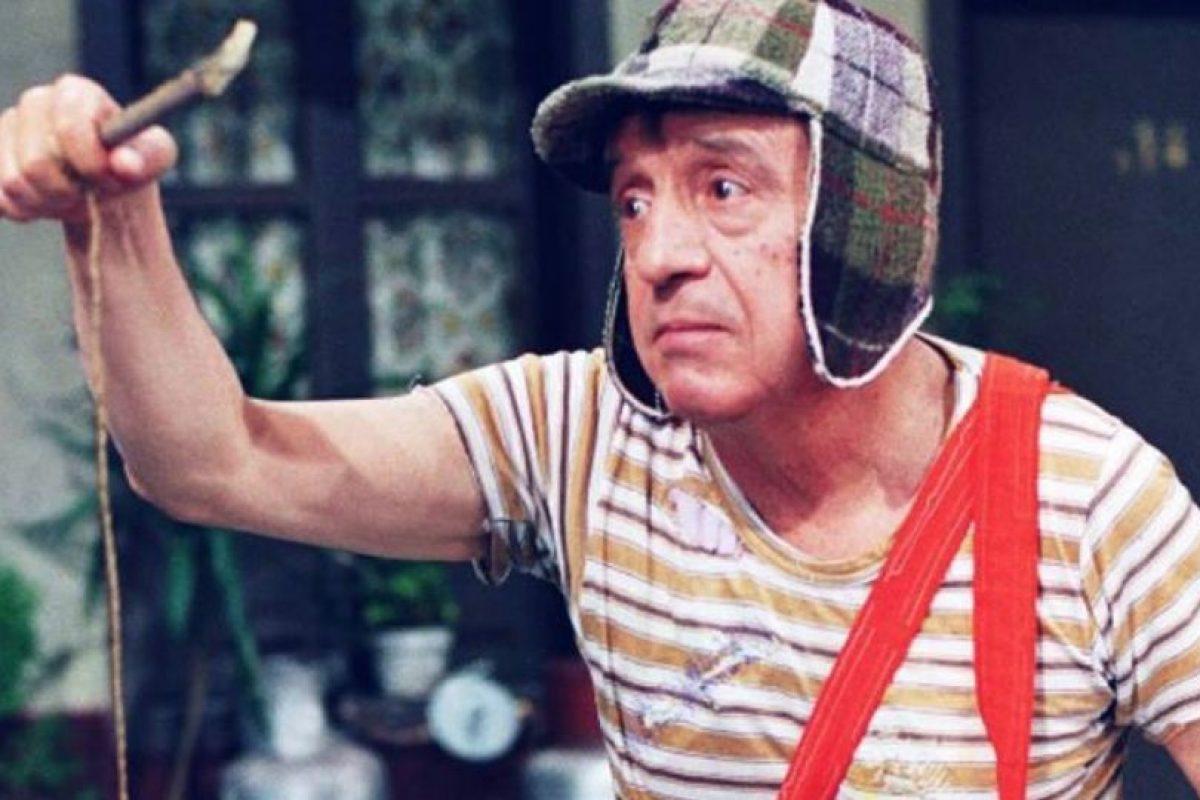 """Personificó a otros personajes como """"El Chapulín Colorado"""", """"El Doctor Chapatín"""" y """"Chómpiras"""" entre otros Foto:Televisa. Imagen Por:"""