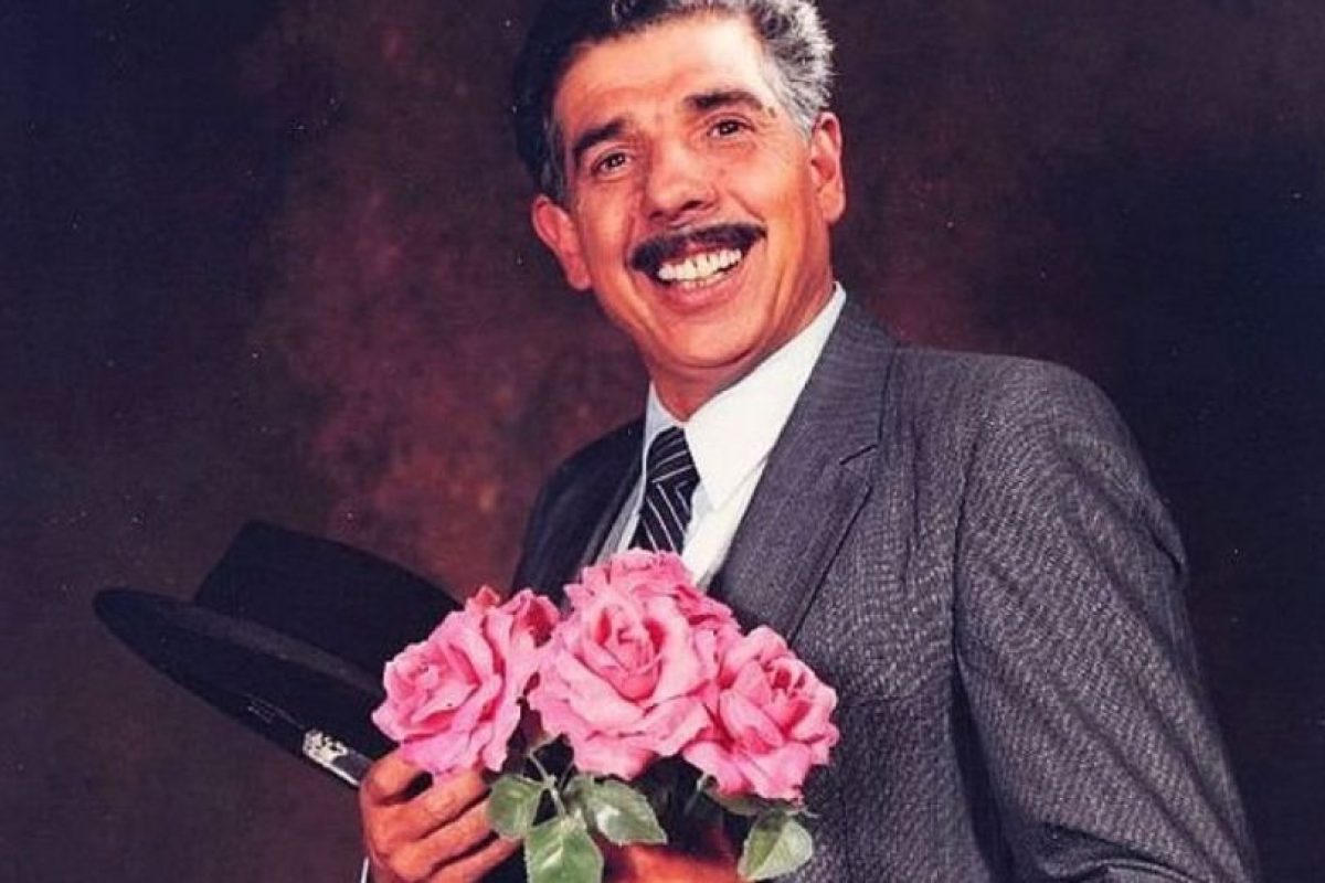 Siempre acompañó a Gómez Bolaños en sus programas humorísticos Foto:Televisa. Imagen Por: