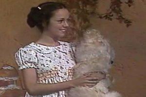 La interpretó desde 1977 hasta 1980 Foto:Televisa. Imagen Por: