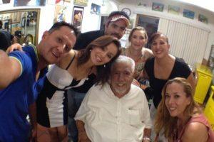 El año pasado anunció su retiro Foto:Twitter/Rubén Aguirre. Imagen Por: