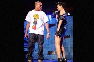 Chris Brown: Golpeó a Rihanna en 2009, un día antes de la entrega de premios Grammy. Foto:Getty Images. Imagen Por: