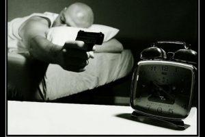 2. Que no hemos descansado debido a un transtorno de sueño. Foto:Tumblr.com/tagged/despertador. Imagen Por:
